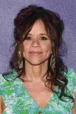 LOS ANGELES, CA - SEPTEMBER 20: Rosie Perez attends the 100 Roofs Gala at Conga Room on September 20, 2018 in Los Angeles, California. (Photo by Jerod Harris/Getty Images)