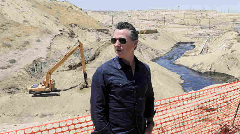 California Governor Cracks Down On Fracking, Requires Audits And Scientific Review