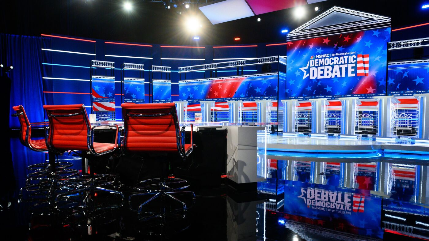 What The Site Of The Democratic Debate Says About Georgia, Role Of Black Voters