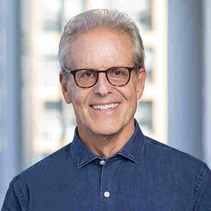 Peter Breslow, photographed for NPR, 13 November 2019, in Washington DC.