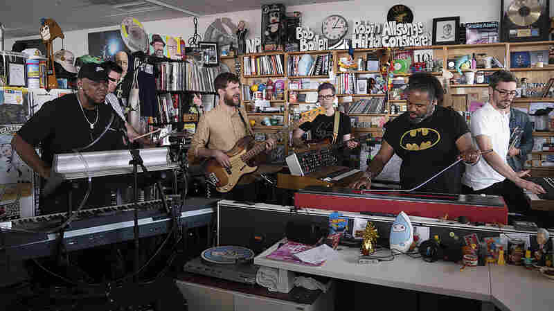 Snarky Puppy: Tiny Desk Concert