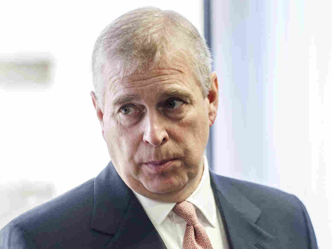Prince Andrew stepping back from public duties amid Jeffrey Epstein scandal