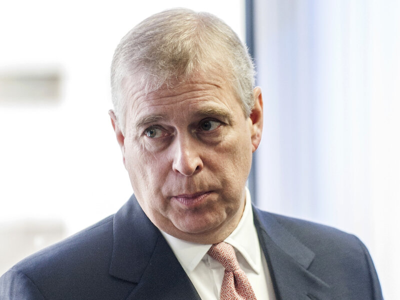 Prince Andrew Steps Away From Public Duties Over Ties To Jeffrey