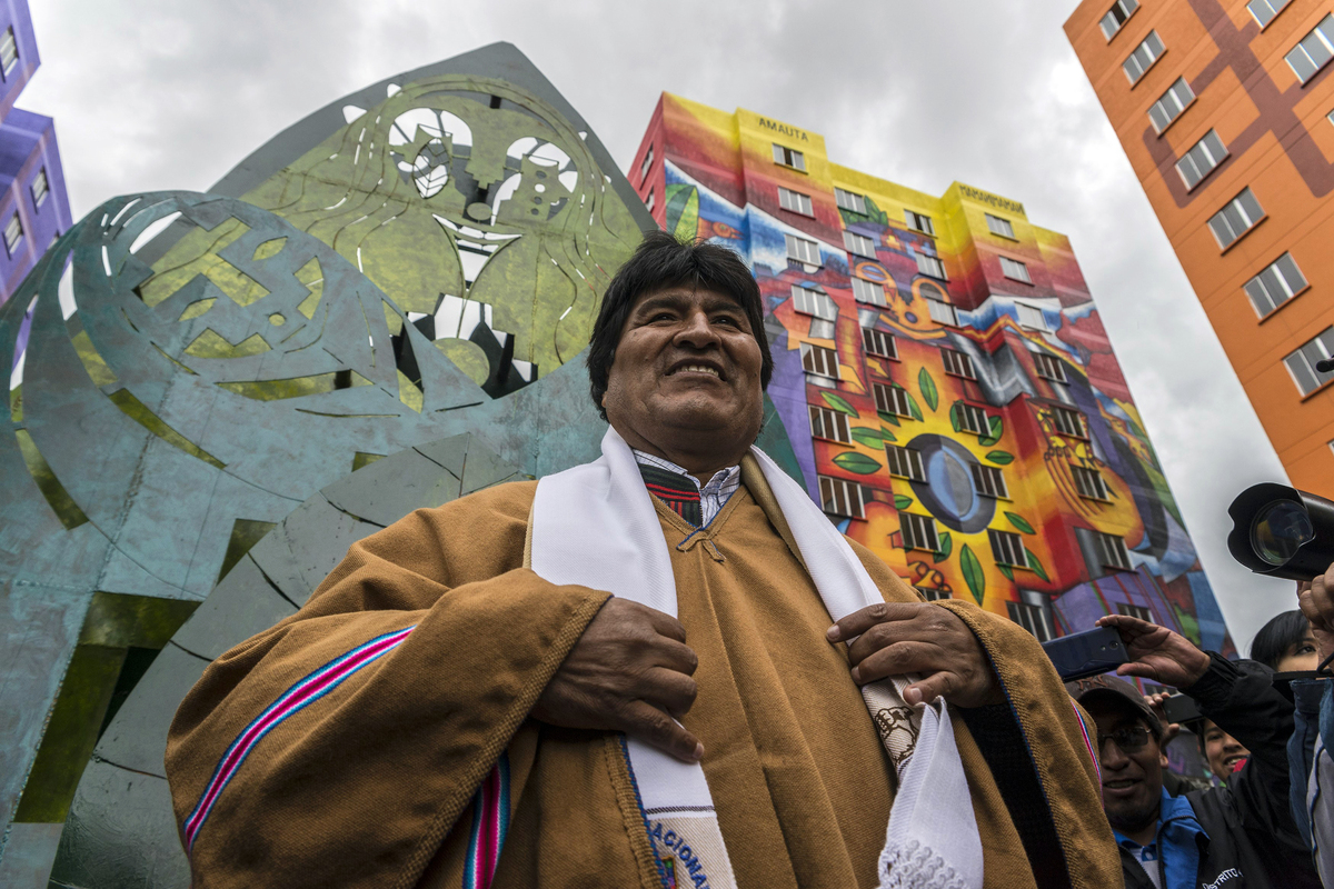 How Bolivian Leader Evo Morales Cut Poverty