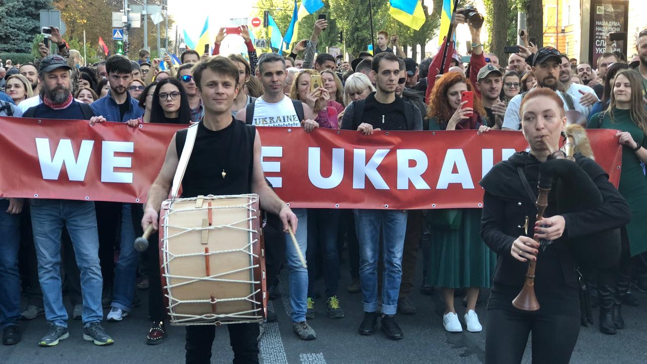 Ukraine: Race Against The Machine