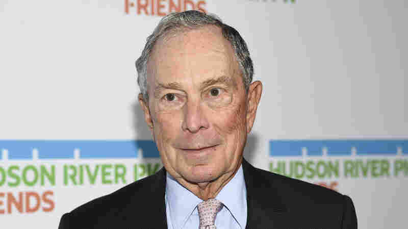 Michael Bloomberg Takes New Step Toward Possible 2020 Presidential Run