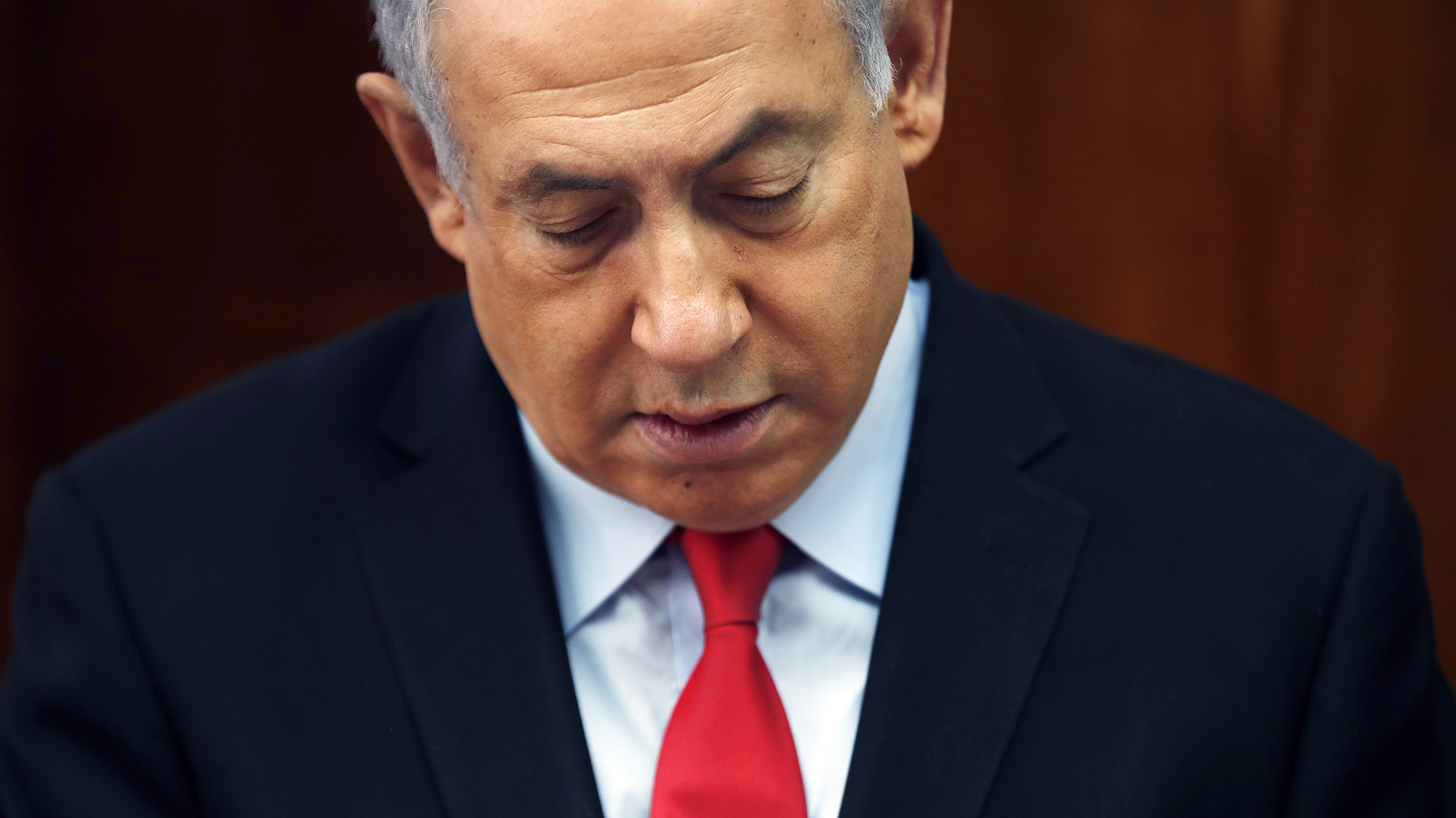 Israeli Prime Minister Netanyahu Is Facing Charges In 3 Corruption Cases