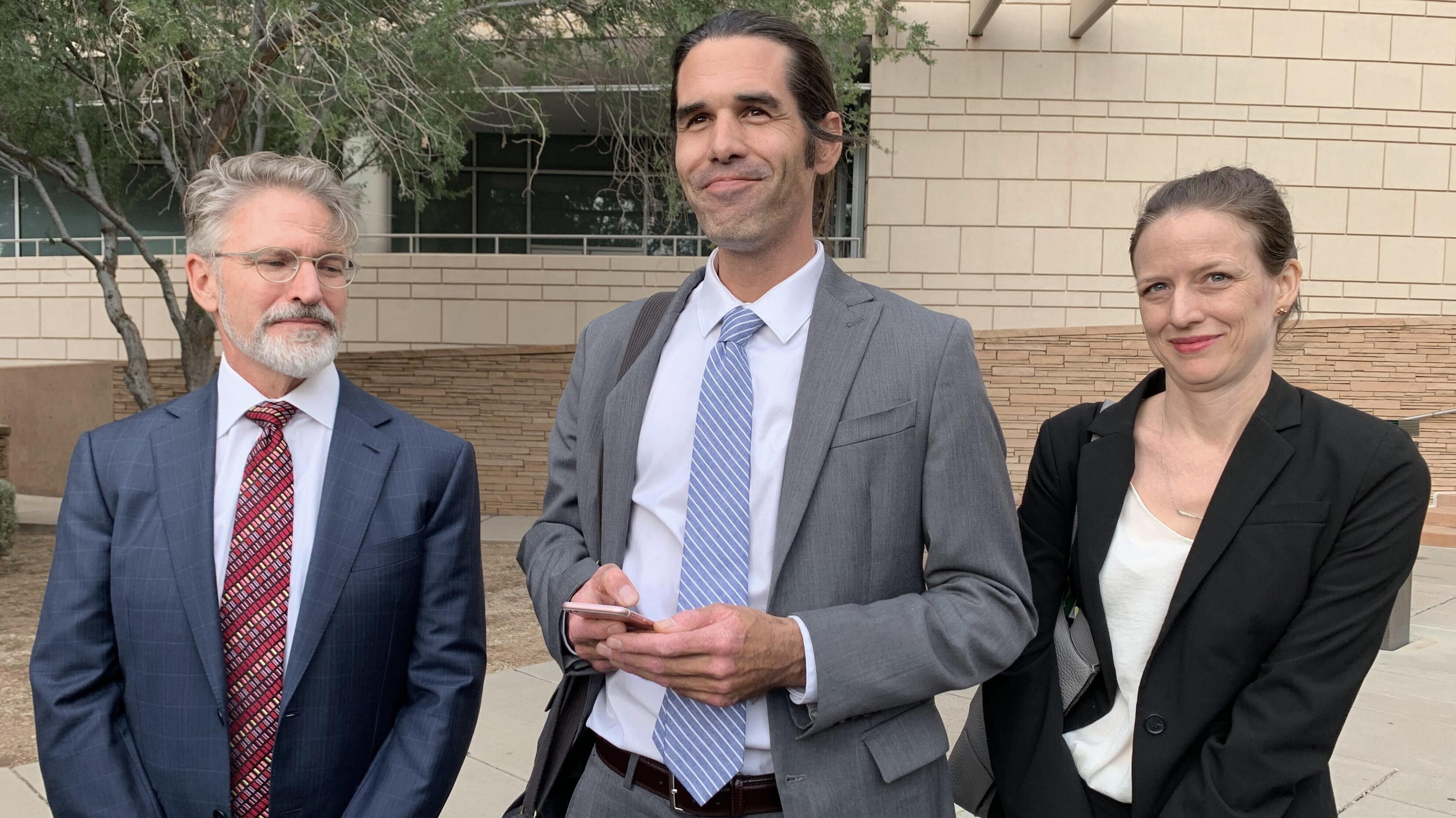 Jury Acquits Aid Worker Accused Of Helping Border-Crossing Migrants In Arizona