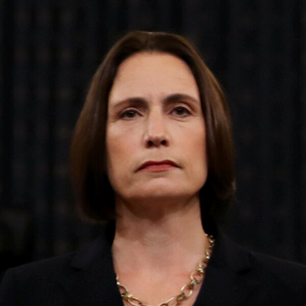 READ: Fiona Hill, David Holmes Opening Statements For Thursday's Impeachment Hearing