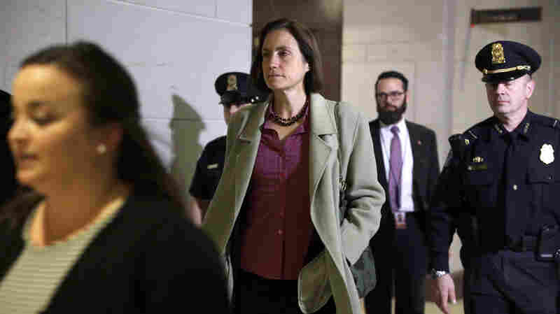 WATCH: Fiona Hill, David Holmes Testify In The Week's Final Impeachment Hearing