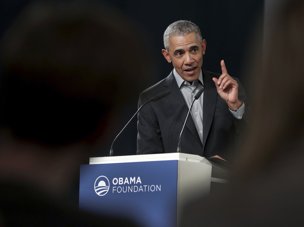 Former President Barack Obama has been taking a more vocal role in the 2020 presidential primary recently.