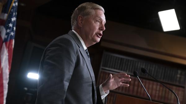 Republican Senators, White House Map Out Impeachment Trial