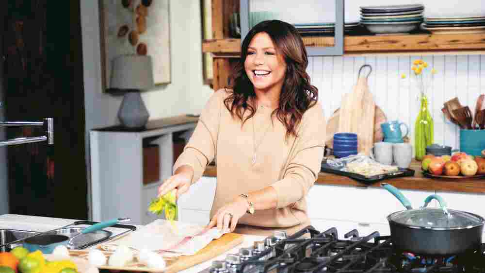Rachael Ray At 50: 'Eat Your Spaghetti!'