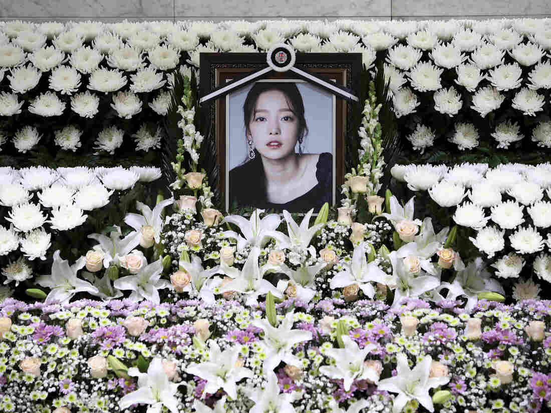 K-pop star Goo Hara left 'pessimistic' note: Korean police