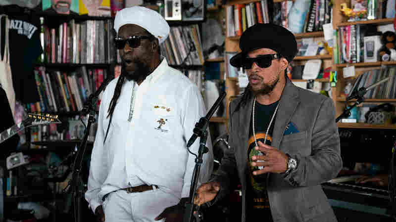 Black Uhuru: Tiny Desk Concert