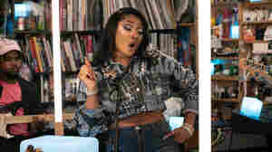 Megan Thee Stallion: Tiny Desk Concert