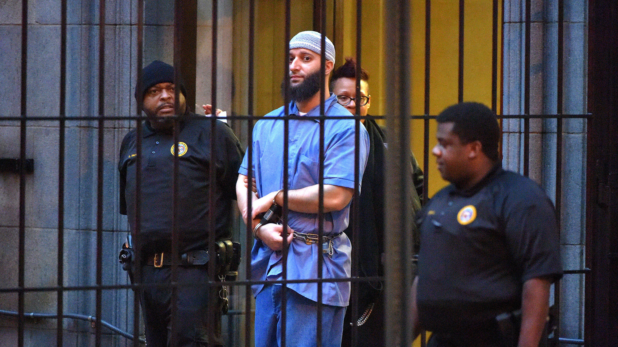 U.S. Supreme Court Won't Hear Adnan Syed's Appeal, Keeping 'Serial' Subject In Prison