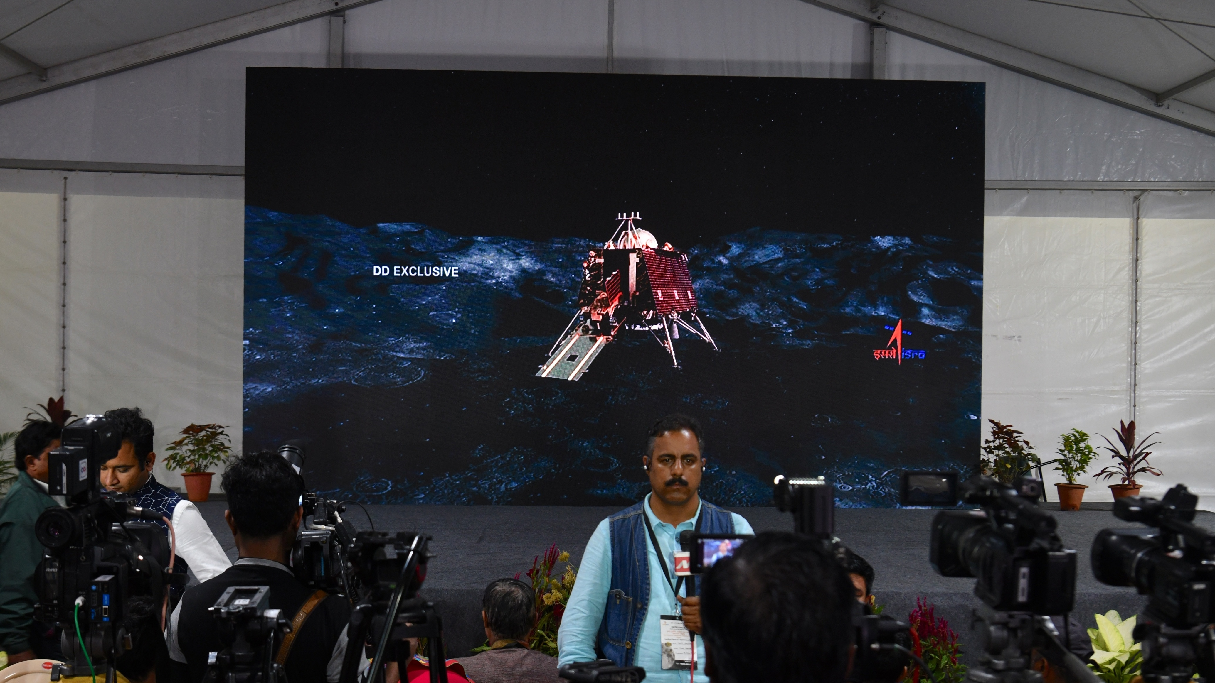 2 Months After Failed Moon Landing, India Acknowledges Its Craft Crashed