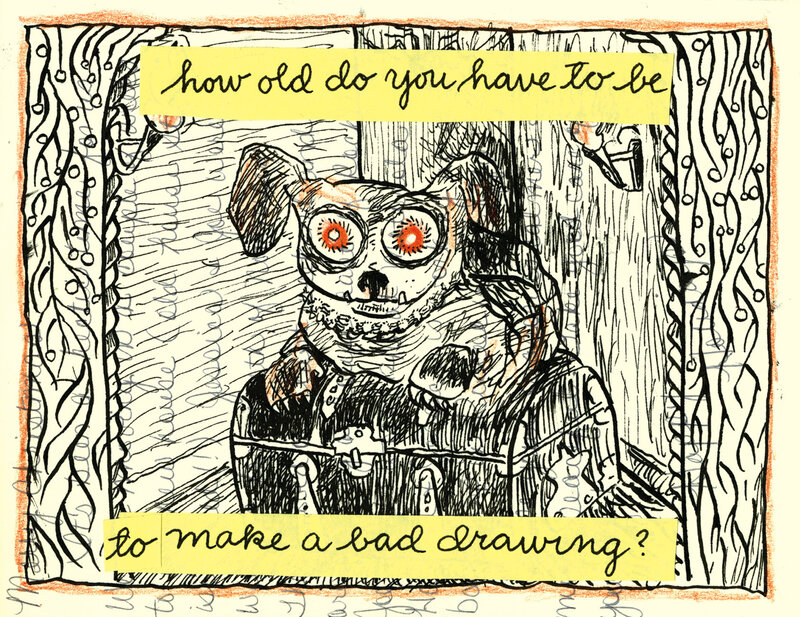 Interview: Cartoonist Lynda Barry, Author Of 'Making Comics' : NPR