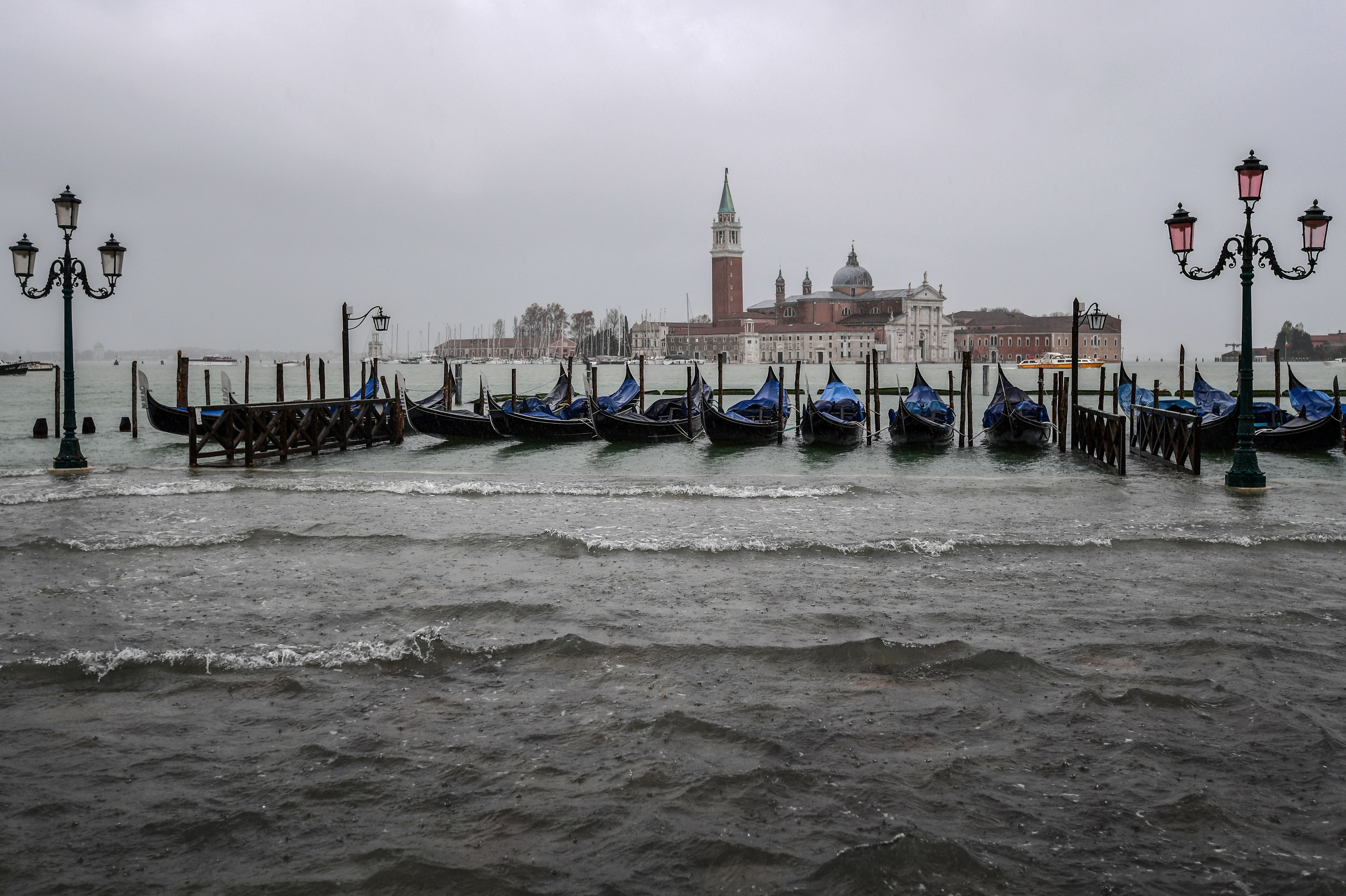With Waters Rising And Its Population Falling, What Is Venice's Future?