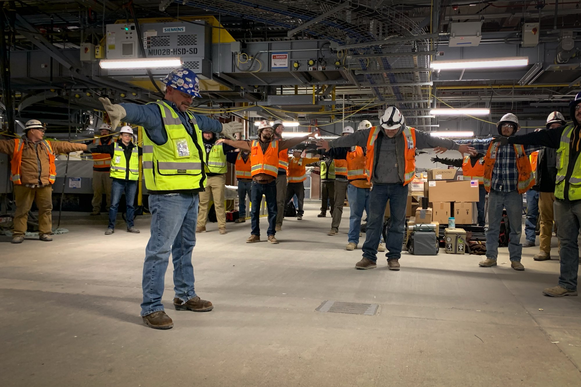 A Construction Company Embraces Frank Talk About Mental Health To Reduce Suicide
