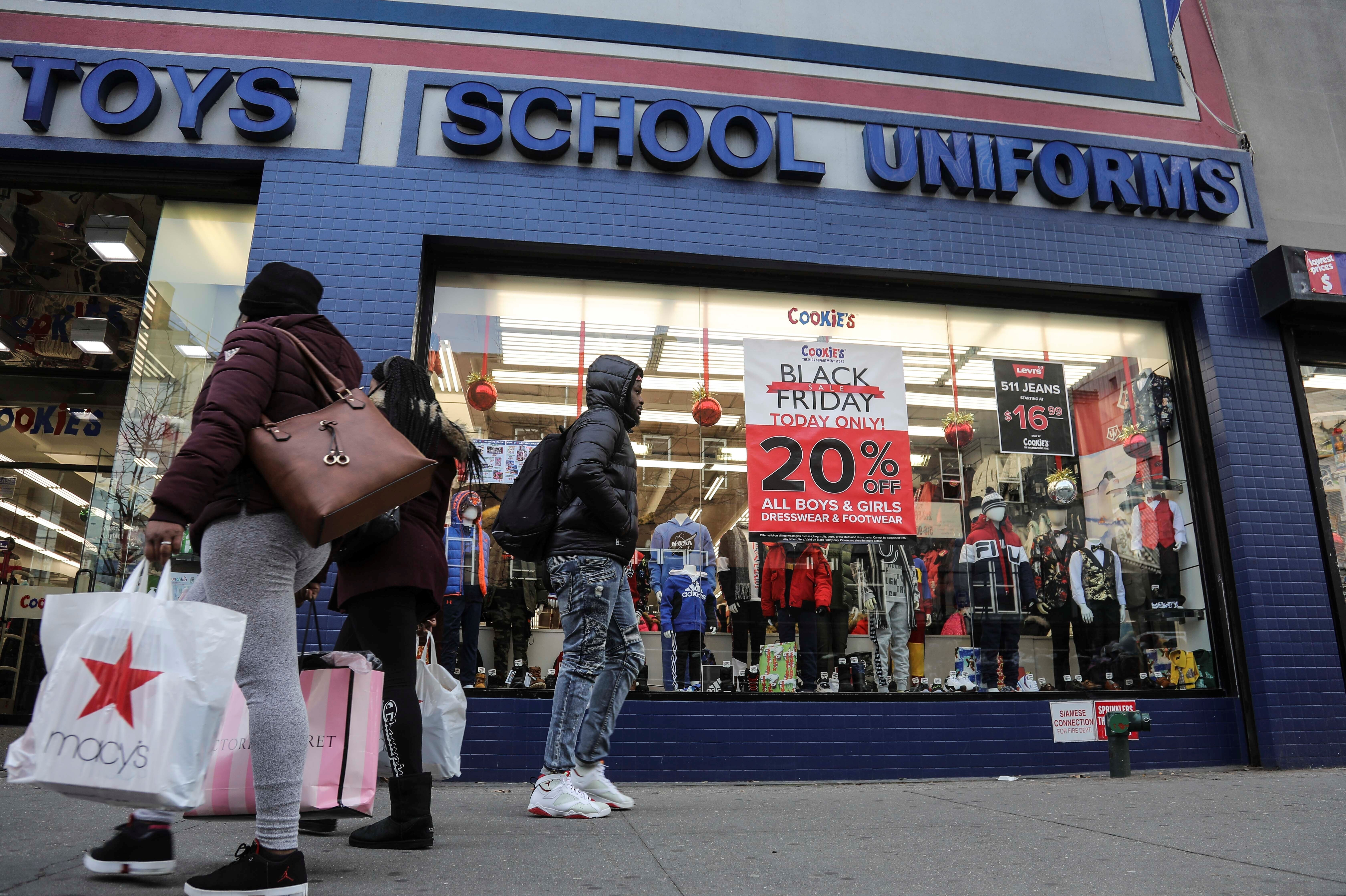 Doorbusters Busted Shoppers Rethink Black Friday Npr