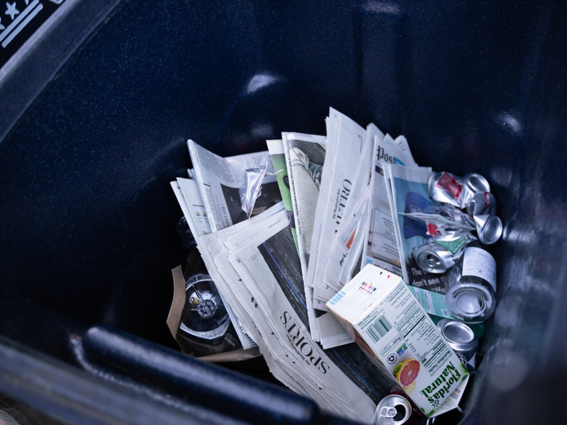 D C Inspectors Issue Warnings If You Aren T Recycling Right Npr
