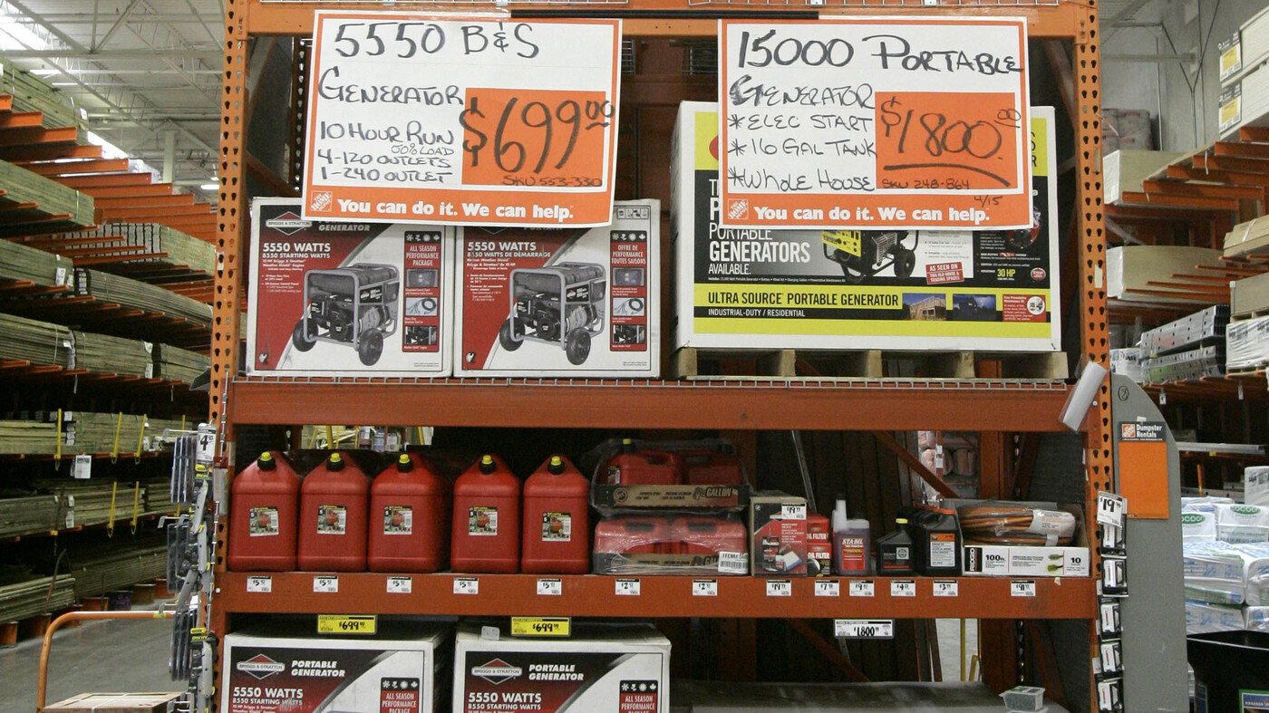 Carbon Monoxide Poisoning From Portable Generators Proves Predictable, And Deadly