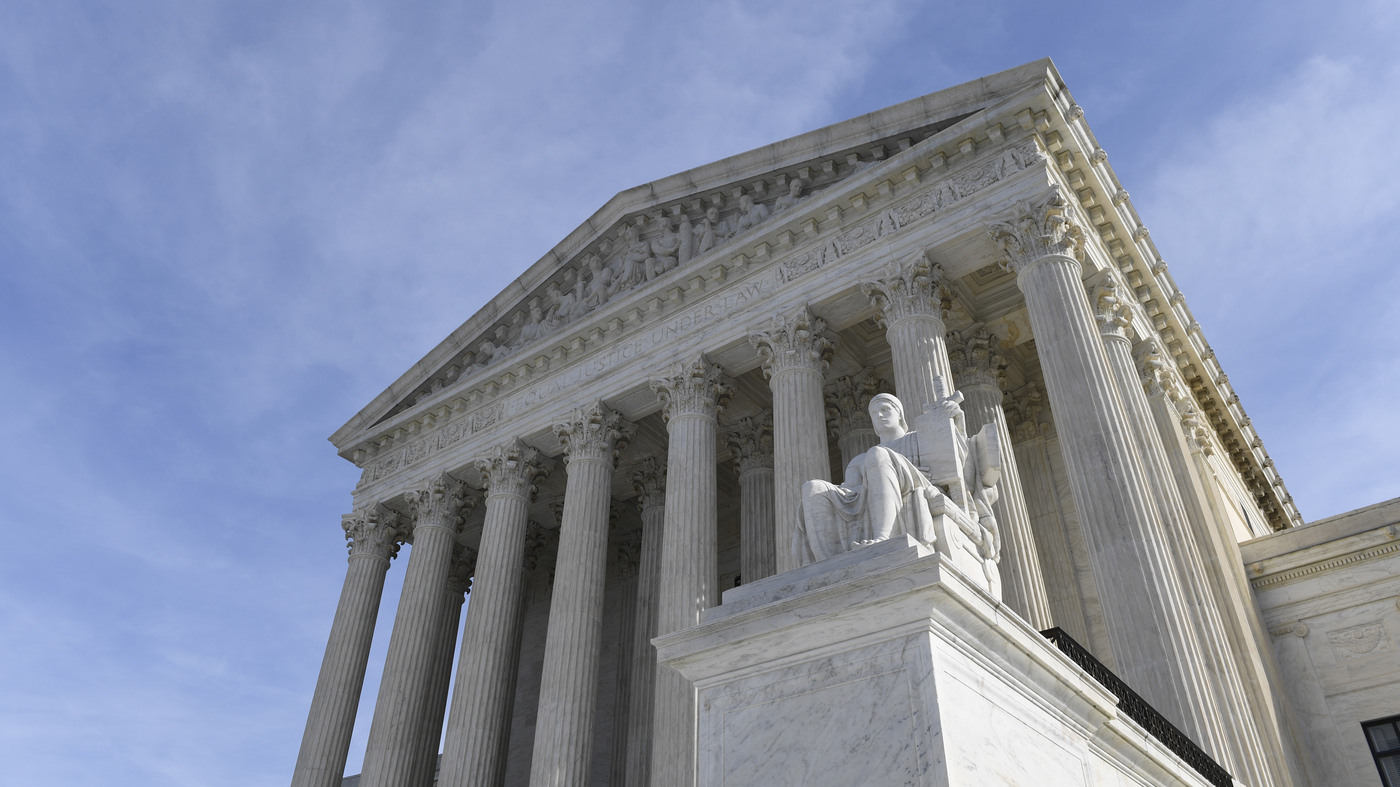 Supreme Court Indicates Gun Case May Be Moot : NPR