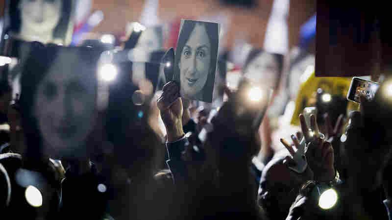 Maltese Premier Promises Resignation Amid Firestorm Over Journalist's Killing