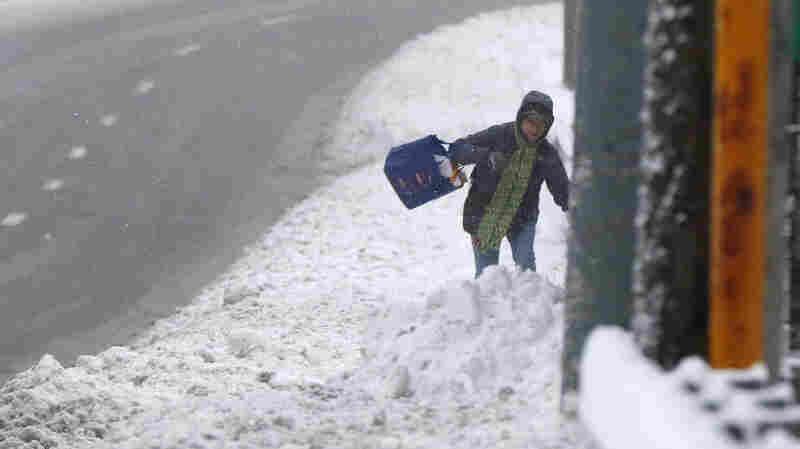 Winter Storm Reaches Northeast, Smothering Region With 1st Major Snow Of The Season