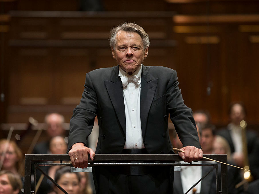 Famed Conductor Mariss Jansons, 76, Has Died