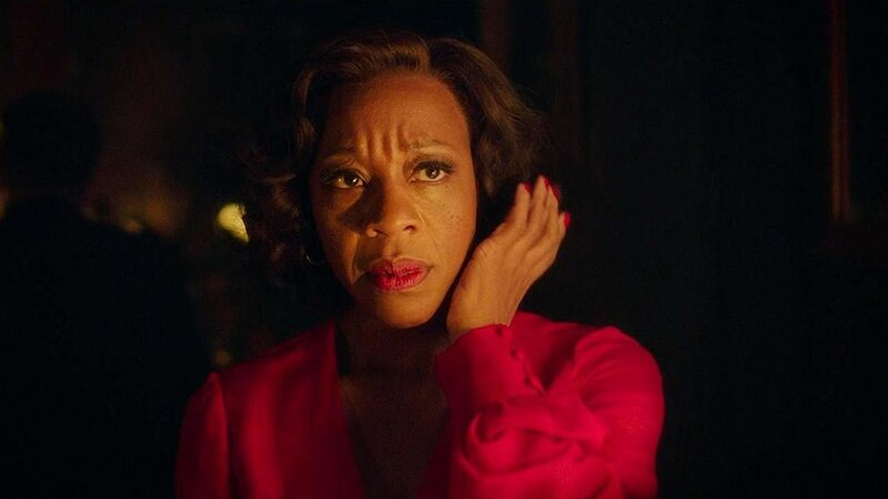 Review: High Fashion And Dark Comedy, 'In Fabric' : NPR