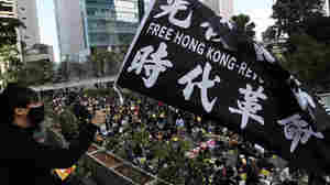 China Bars U.S. Military From Hong Kong Ports Over Support For Protesters