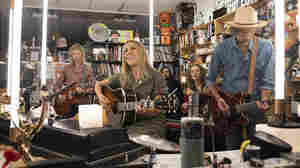 Sheryl Crow: Tiny Desk Concert
