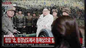 Amid Breakdown In Nuclear Talks, North Korea Threatens U.S. With 'Christmas Gift'