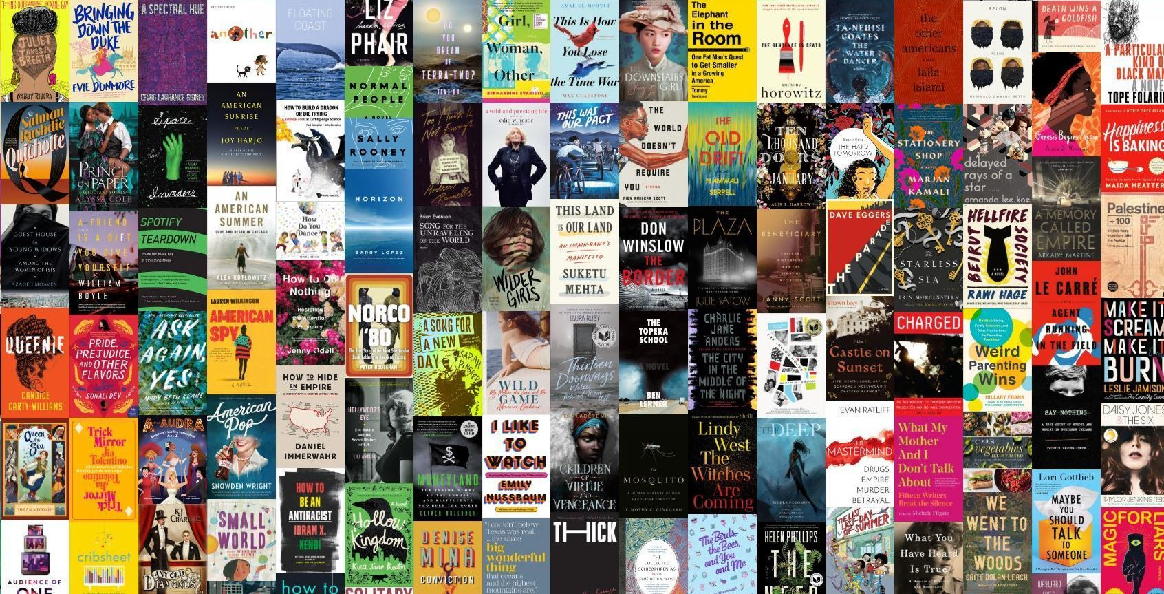 Maureen Corrigan's Favorite Books Of 2019: Here Are 10 Unputdownable Reads
