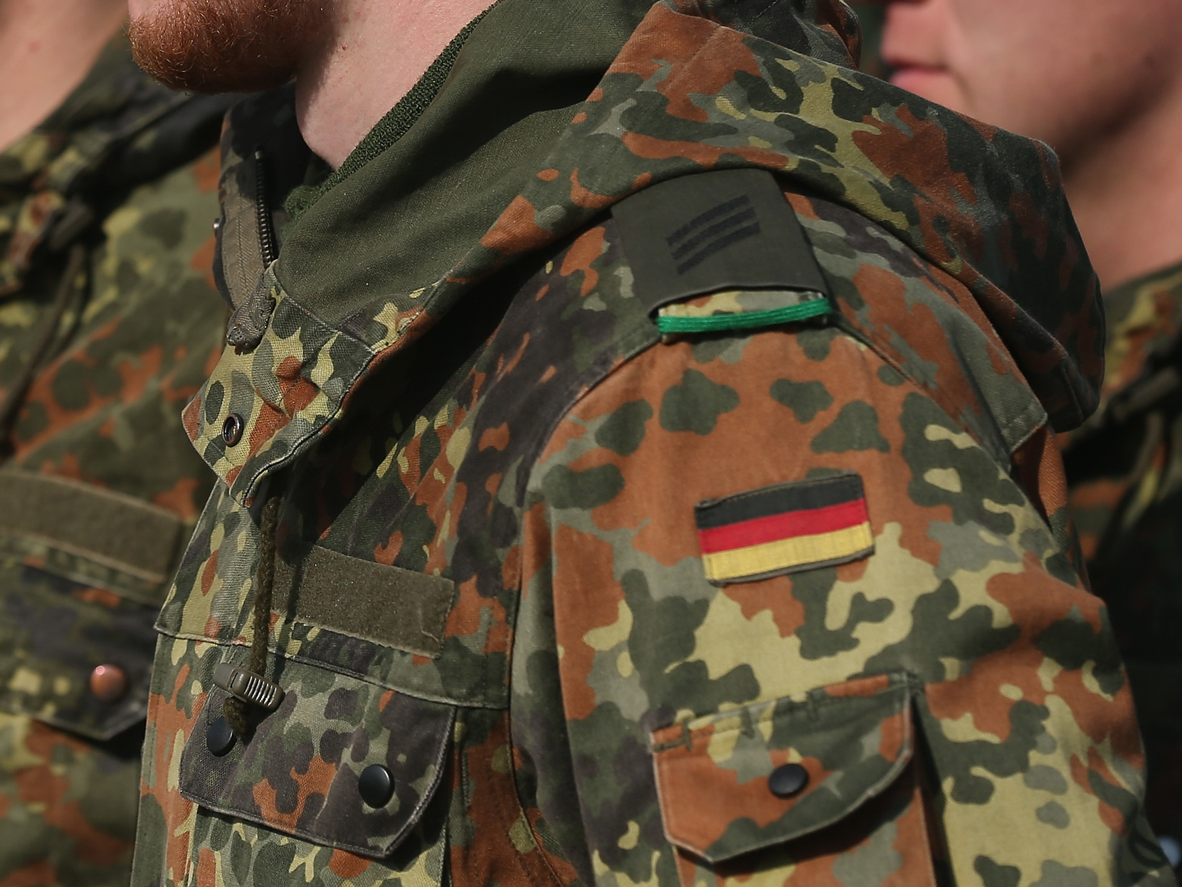 German Special Forces Officer To Be Suspended Over Ties To Right-Wing Extremism