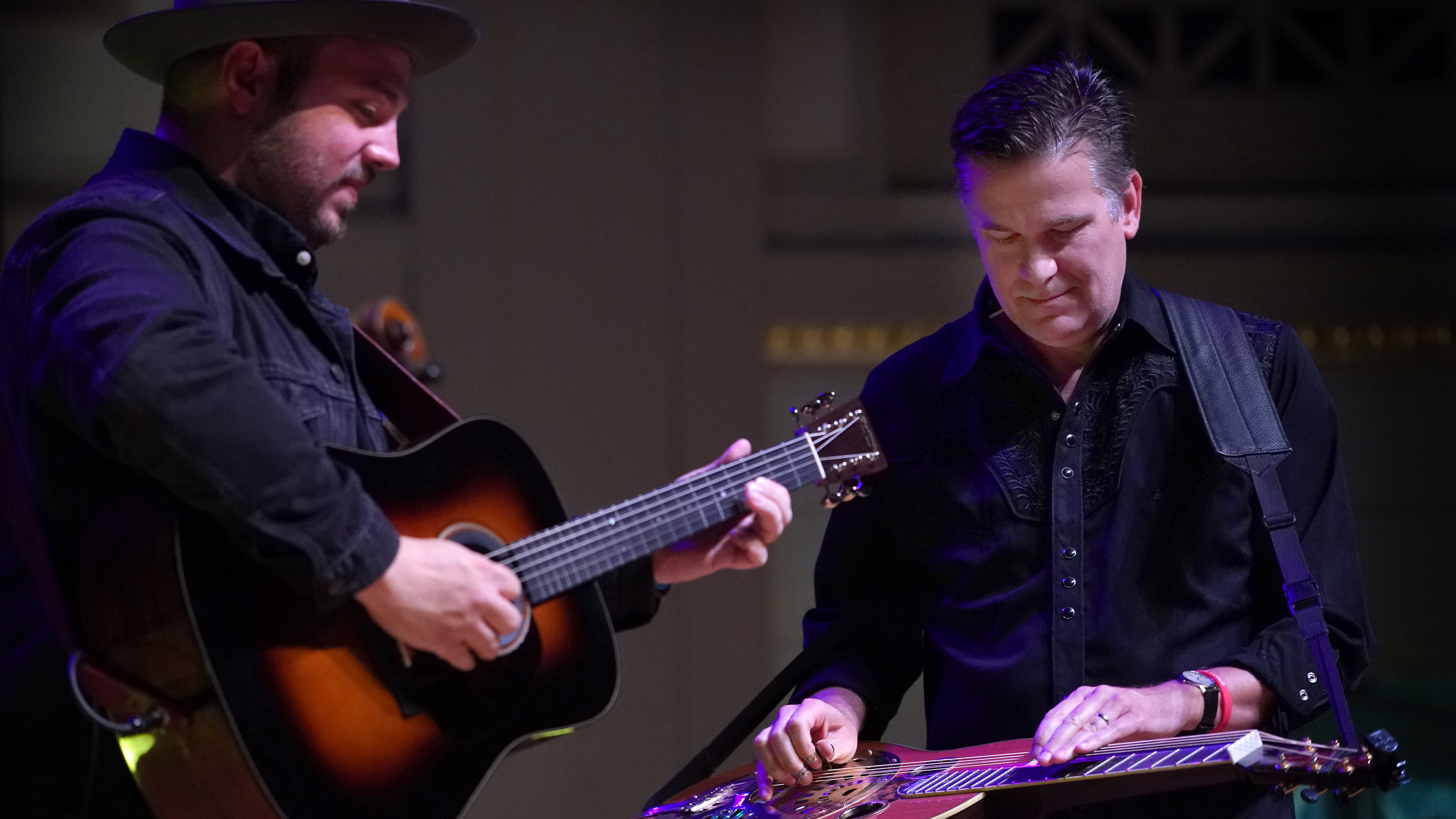 Rob Ickes And Trey Hensley Expand Upon Their Roots With A Heavy Dose Of The Blues