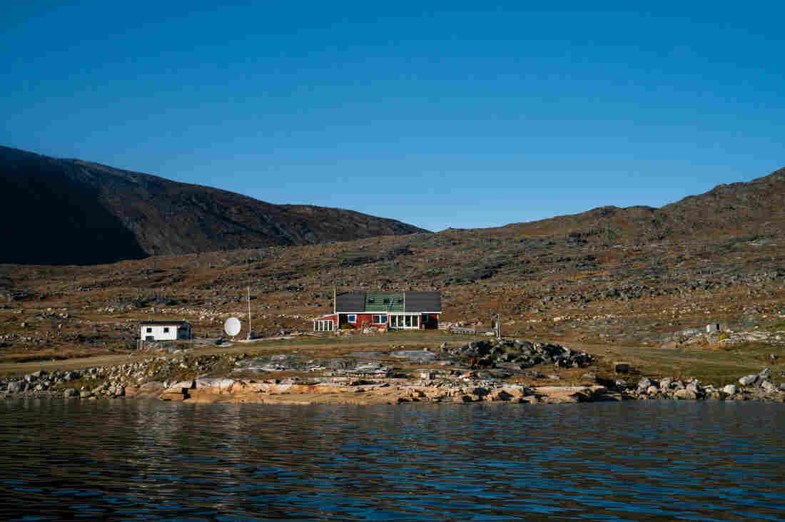 In A Warming Greenland, A Farming Family Adapts To Drought — And New Opportunities