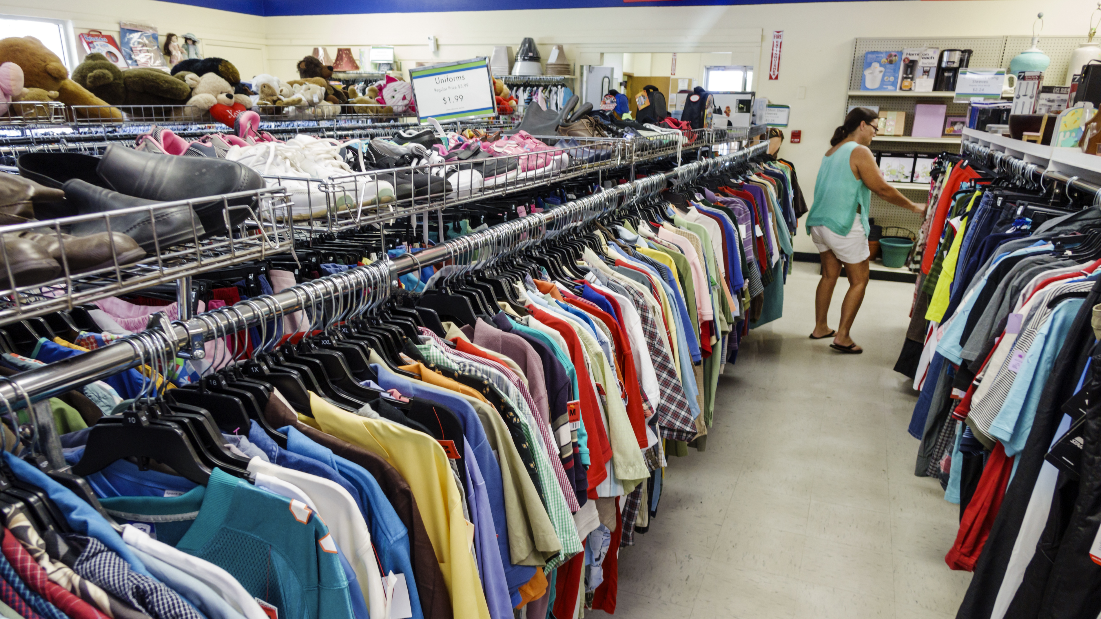 'The Best Thing You Can Do Is Not Buy More Stuff,' Says 'Secondhand' Expert