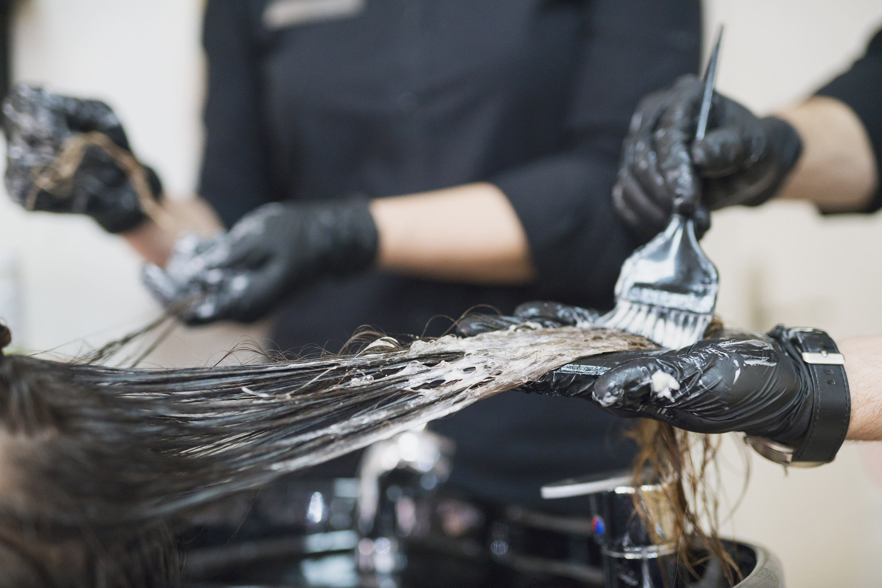 Hair Dyes And Straighteners Linked To Higher Cancer Risk, Especially For Black Women
