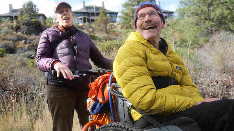 Hiking Wheelchair Opens Up Outdoor Lifestyle To People With Serious Disabilities