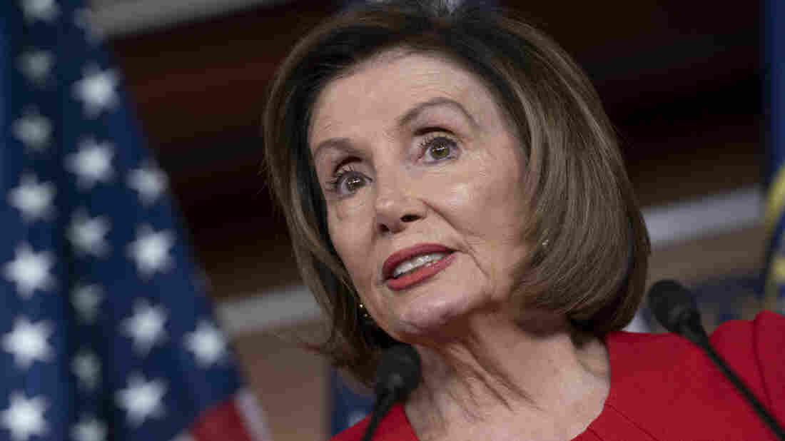 Westlake Legal Group ap_19318659764802_wide-57220774a3d92e978a6c88efdca2105d27eacab2-s1100-c15 Pelosi Says House Democrats Will Draft Articles Of Impeachment Against Trump
