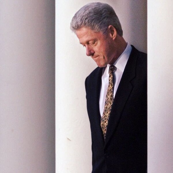 President Clinton Was Impeached 21 Years Ago. Some Parallels Run Deep