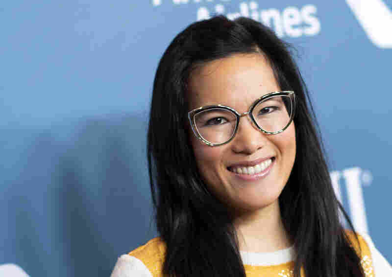 Ali Wong poses for a photograph at Milk Studios in Los Angeles on Dec. 5, 2018.