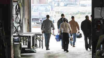 Despite Job Boom, More Men Are Giving Up On Work