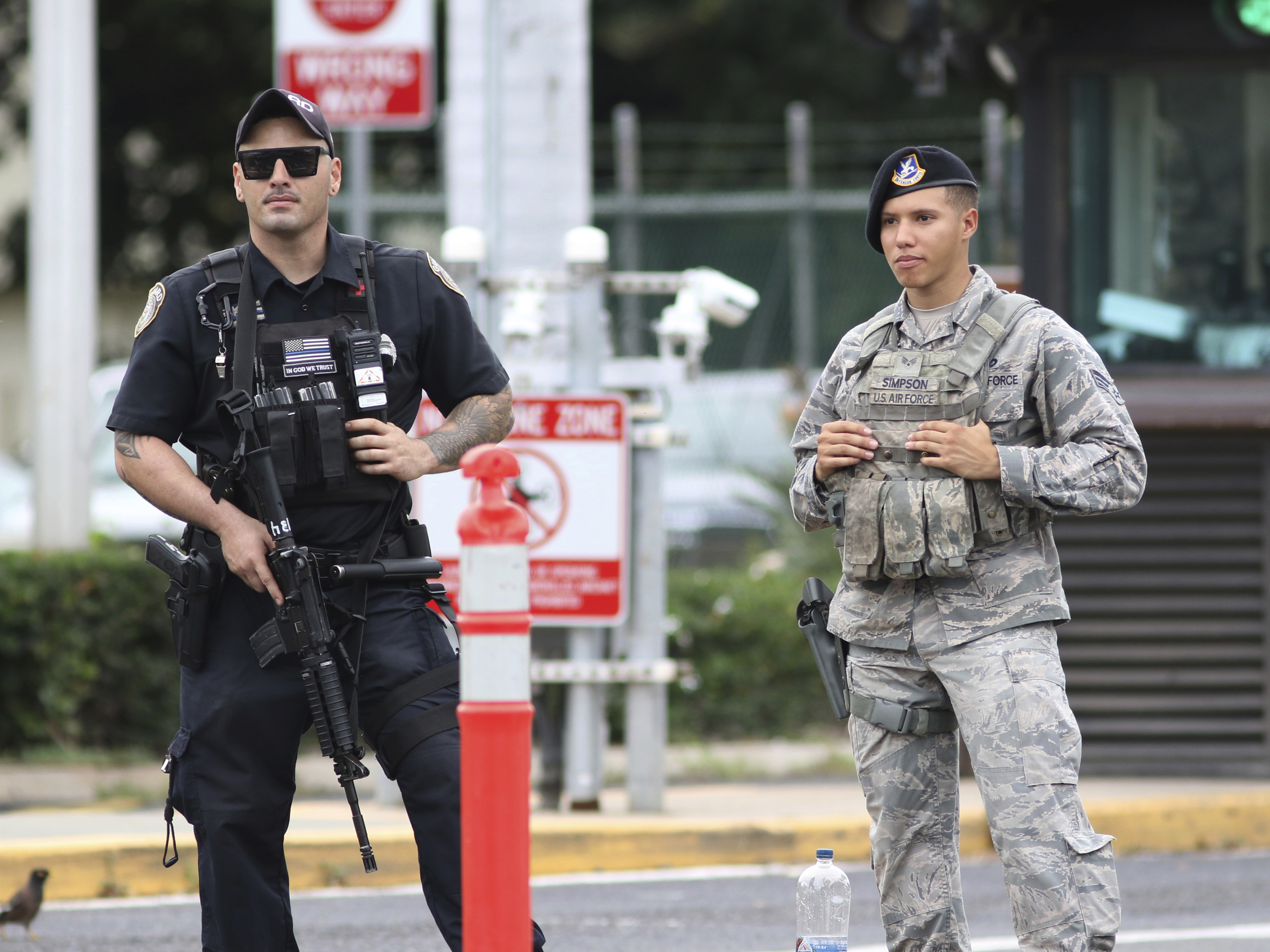 Sailor Kills 2, Wounds 1 Before Taking Own Life At Hawaii's Pearl Harbor Base