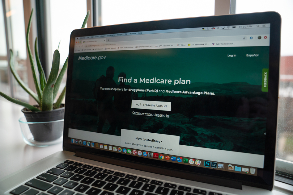Medicare's overhauled Plan Finder debuted at the end of August. But health care advocates and insurance agents say the website has had big problems ever since, including inaccurate details about prices, which drugs each plan covers and their dosages. (Catie Dull/NPR)