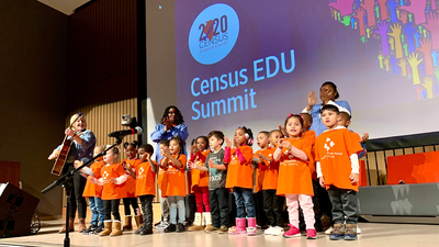 Illinois Hosts Summit To Ensure Children Get Counted In The Census